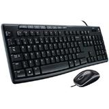LOGITECH Media Combo MK200 [920-002693] - Keyboard Mouse Combo